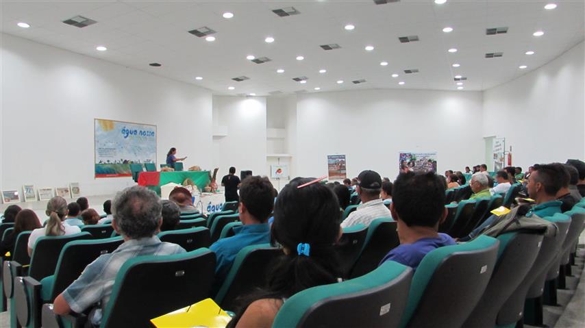 Seminário das águas promove um forte debate no Iguatu