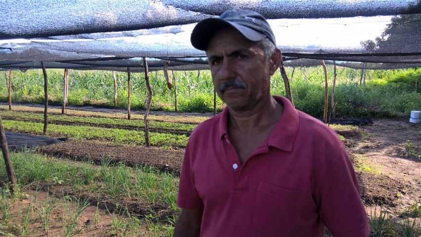 O Candeeiro: José Hézio conta sua convivência com o Semiárido